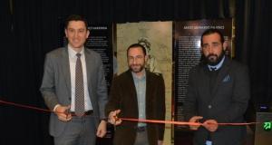 Leonardo Da Vinci icatları sergisi İzmir'de açıldı