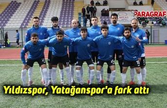 Yıldızspor, Yatağanspor'a fark attı