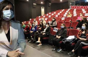 Kuşadası Belediyesi'nden 'Sağlıklı Hamilelik' semineri