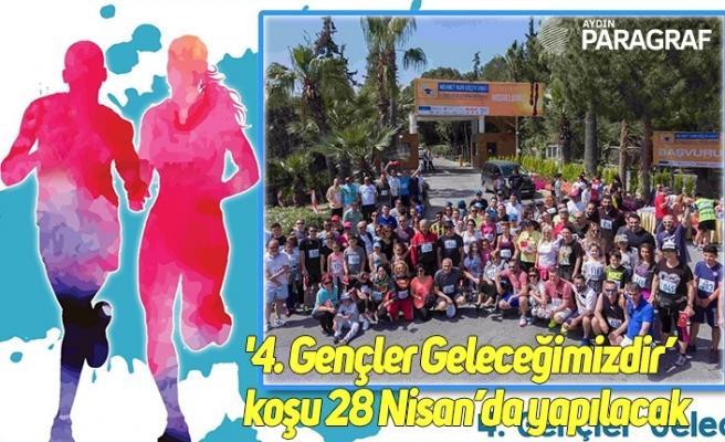 '4. Gençler Geleceğimizdir' koşu 28 Nisan'da yapılacak