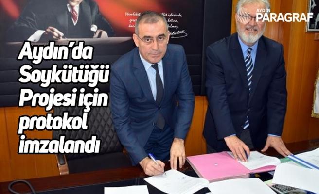Aydın'da Soykütüğü Projesi için protokol imzalandı