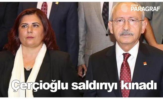 Çerçioğlu, Kılıçdaroğlu'na yapılan saldırıyı kınadı