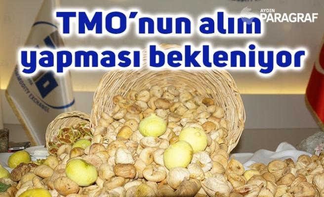 Elde kalan kuru incir için TMO'nun alım yapması bekleniyor