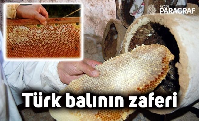 Türk balının zaferi