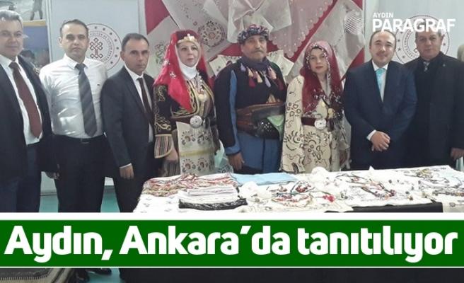 Aydın, Ankara'da tanıtılıyor