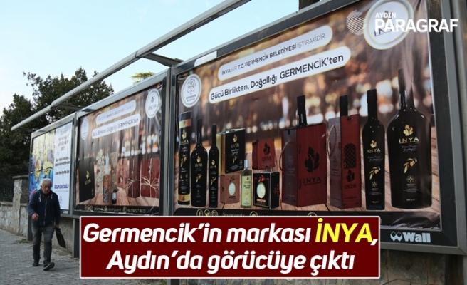 Germencik'in markası İNYA, Aydın'da görücüye çıktı