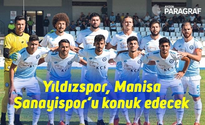 Yıldızspor, Manisa Sanayispor'u konuk edecek
