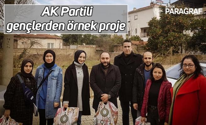 AK Partili gençlerden örnek proje