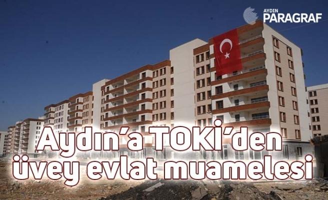 Aydın'a TOKİ'den üvey evlat muamelesi