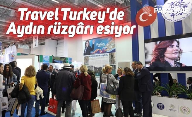 Travel Turkey'de Aydın rüzgârı esiyor