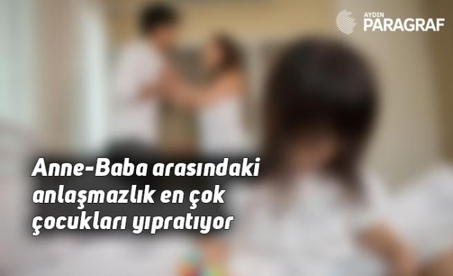 Anne-Baba arasındaki anlaşmazlık en çok çocukları yıpratıyor