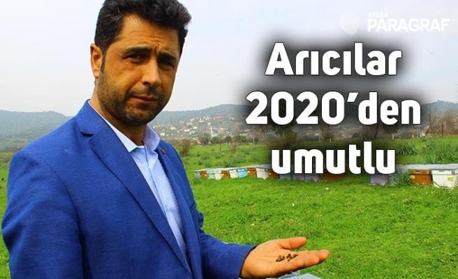 Arıcılar 2020'den umutlu