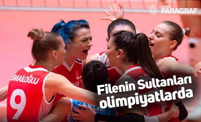 Filenin Sultanları olimpiyatlarda