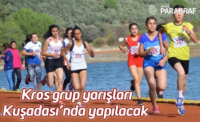 Kros grup yarışları Kuşadası'nda yapılacak