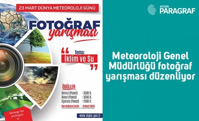 Meteoroloji Genel Müdürlüğü fotoğraf yarışması düzenliyor