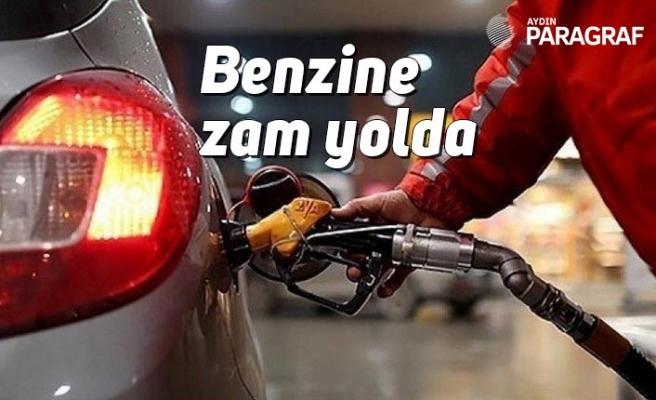 Benzine zam yolda