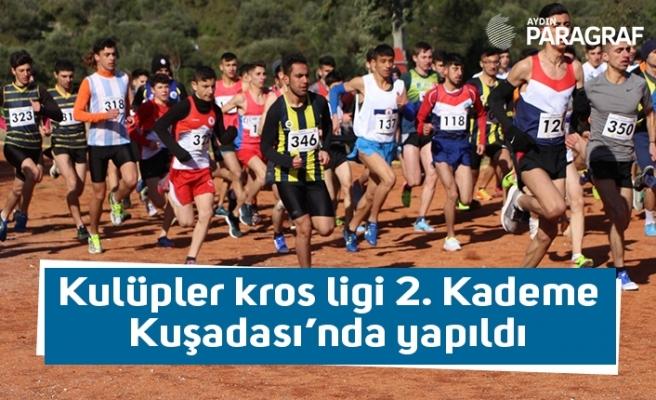 Kulüpler kros ligi 2. Kademe Kuşadası'nda yapıldı