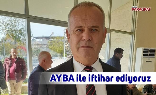 AYBA ile iftihar ediyoruz