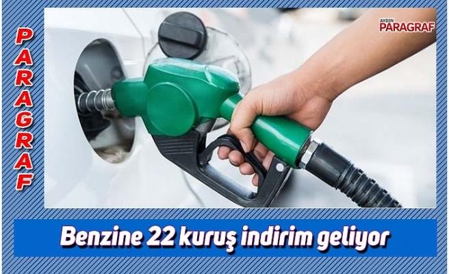 Benzine 22 kuruş indirim geliyor