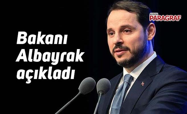 Bakanı Albayrak açıkladı
