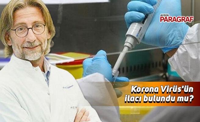 Korona Virüs'ün ilacı bulundu mu?