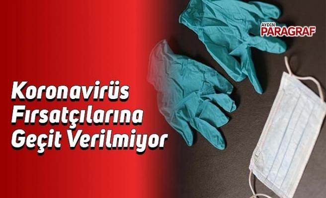 Koronavirüs Fırsatçılarına Geçit Verilmiyor