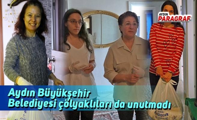 Aydın Büyükşehir Belediyesi çölyaklıları da unutmadı