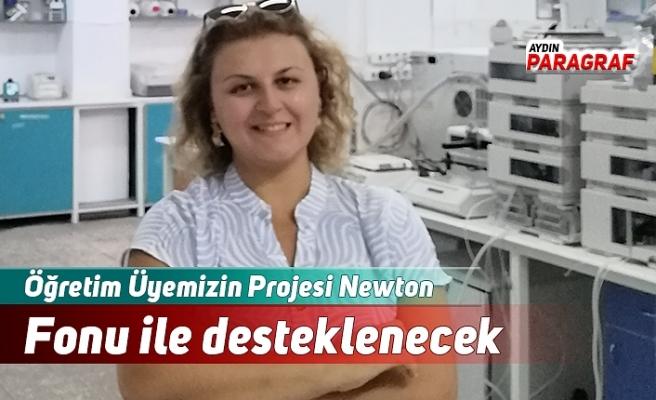 Öğretim Üyemizin Projesi Newton Fonu ile desteklenecek