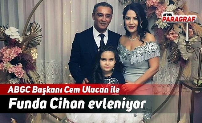 ABGC Başkanı Cem Ulucan ile Funda Cihan evleniyor