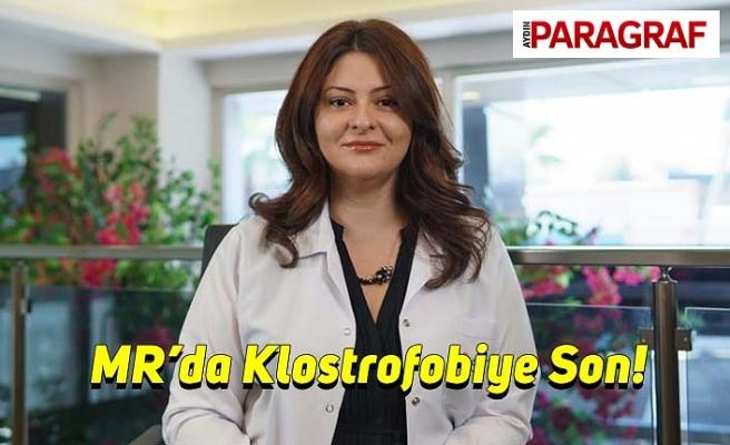 MR'da Klostrofobiye Son!