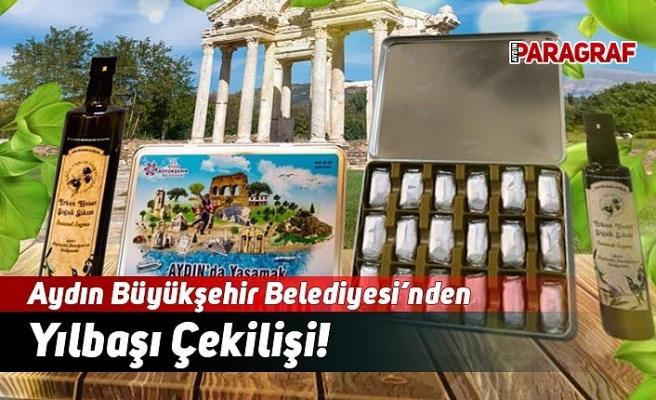 Aydın Büyükşehir Belediyesi'nden Yılbaşı Çekilişi!