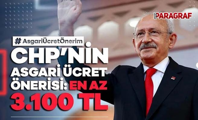 Kılıçdaroğlu: Asgari ücretin açlık sınırının altında olması kabul edilemez