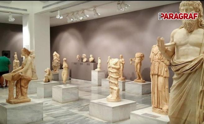 Yunanistan'dan şok hamle: Tarihi eserleri gözden çıkardı