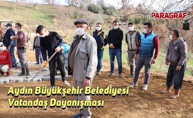 Aydın Büyükşehir Belediyesi-Vatandaş Dayanışması