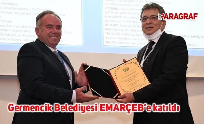 Germencik Belediyesi EMARÇEB'e katıldı