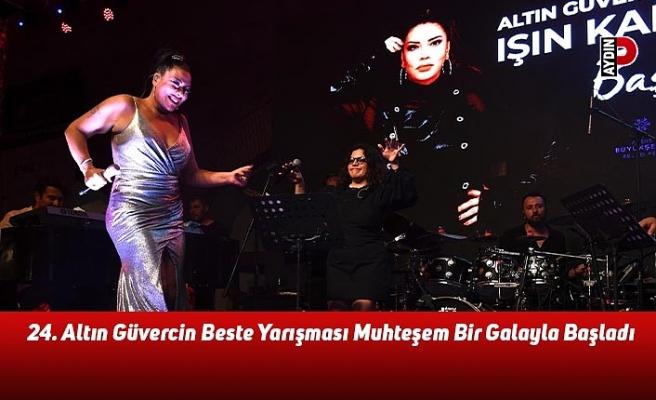 24. Altın Güvercin Beste Yarışması Muhteşem Bir Galayla Başladı