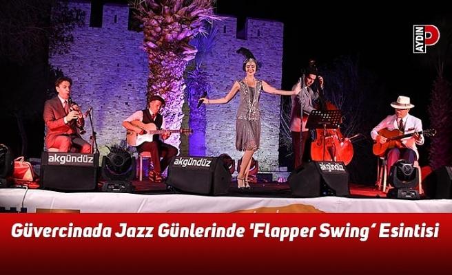 Güvercinada Jazz Günlerinde 'Flapper Swing' Esintisi
