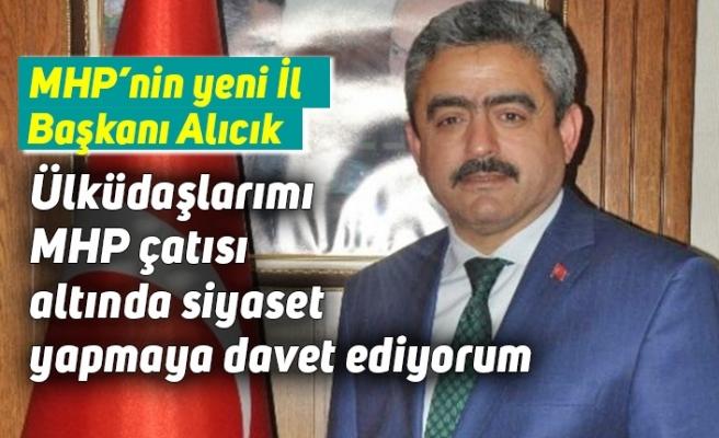 Ülküdaşlarımı MHP çatısı altında siyaset yapmaya davet ediyorum