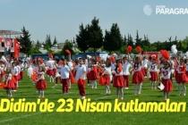 Didim'de 23 Nisan kutlamaları