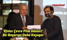 'Efeler Çevre Film Günleri' Bir Başarıya Daha Koşuyor