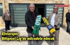 Efelerspor Bölgesel Lig'de mücadele edecek
