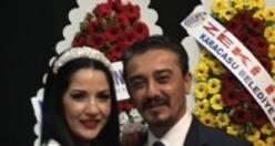 Ulucan çiftinin nikahını Başkan Çerçioğlu kıydı