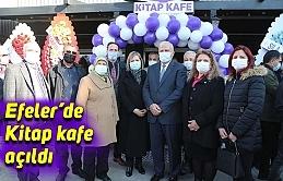 Efeler Belediyesi'nin Kitap kafe açıldı