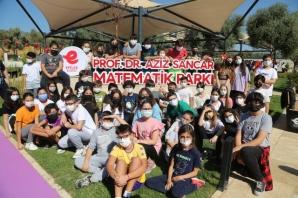 Matematik ve Bilim Parkı açıldı