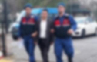 Kuyucak'ta aranan 5 şüpheli jandarma tarafından...