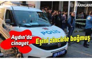 Aydın'da cinayıt
