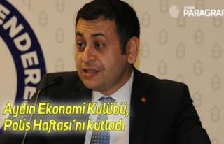 Aydın Ekonomi Kulübü, Polis Haftası'nı kutladı