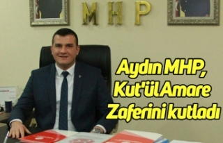 Aydın MHP, Kut'ül Amare Zaferini kutladı