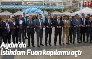 Aydın'da İstihdam Fuarı kapılarını açtı