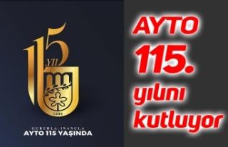 AYTO 115. yılını kutluyor